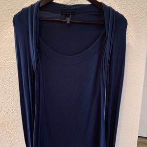 BANANA REPUBLIC TOP BLOUSE SHIRT LONG SLEEVE GUC
